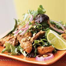 Japanese Pumpkin Salad Recipe by Stir Fried Chicken Salad Recipe Myrecipes