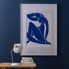 cadre milo 60 x 80 cm blanc leroy merlin