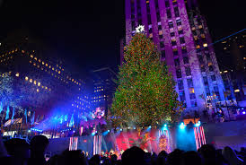 Rockefeller Plaza Christmas Tree Lighting 2017 by 2013 Rockefeller Center Christmas Tree Lights Up The Night With