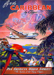 These Vintage Golden Age Travel Posters Are Still Pretty Awesome