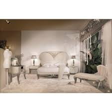White Velvet King Headboard by Spacium Cream Gloss King Size Bed With Cream Velvet Headboard