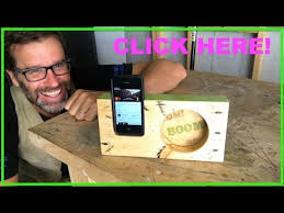 How To Make A Wooden IPhone Amplifier Cool Pallet Wood Project