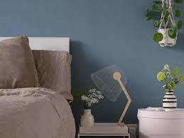 farbfreude julias schlafzimmer in blau i kolorat