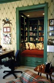 i want a green reading nook do not want wallpaper or country