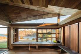 100 Wardle Architects John Tasmanian Cabin Named House Interior Of The