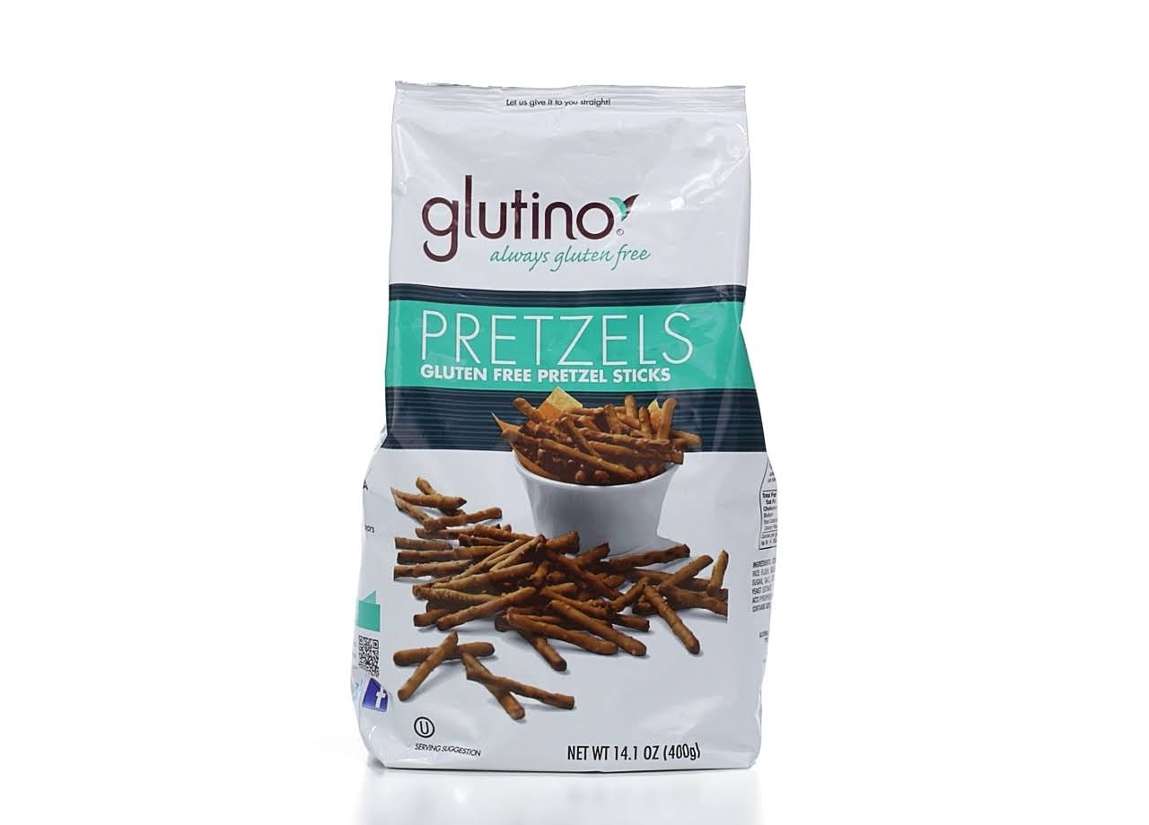 Glutino Pretzel Sticks - 400g