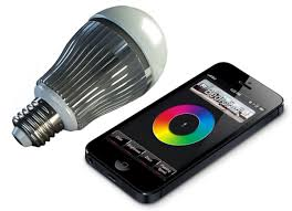 led light bulbs limitlessled color wifi bulbs for iphone and android