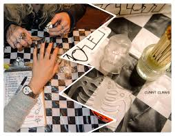Rickys Nyc Halloween Makeup by Floss Gloss Launch Party Ricky U0027s Nyc Cunnt Claws 2023