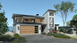 Modern Houseplans Luxurious Modern House Plans From Visbeen Architects