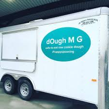 DOugh M G - Oklahoma City Food Trucks - Roaming Hunger 50 Food Truck Owners Speak Out What I Wish Id Known Before Dtown Food Trucks Fate Takes New Twist Business Postbulletincom One Of Our Brand 2014 Was Utilized In A Marketing Dough M G Oklahoma City Trucks Roaming Hunger Franchise Group Brochure Small Axe Taking Over East Ender January 2015 Selling In New York Editorial Photography Image Snack Truck Prairie Smoke Spice Bbq Were Urban Collective