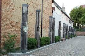 herxheimer historarium stelenreihe in herxheim b landau