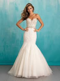 featured bridal gown designer allure bridals as seen at the