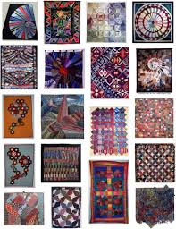 Maree Lawrence Pumpkin Patch by Quilt Inspiration All Tied Up Quilts Made From Neckties
