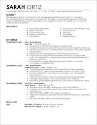 Health Care Administration Resume Healthcare Samples