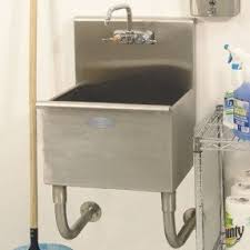 Fiberglass Corner Mop Sink by Stainless Steel Utility Sink With Legs Foter