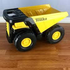 TONKA DUMP TRUCK Toughest Mighty 20