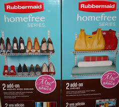 Rubbermaid Storage Shed Accessories Canada by Rubbermaid Closet Shoe Shelves Roselawnlutheran