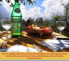 San Pelligrino Mineral Water