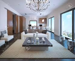 küche und wohnzimmer ontoart wohnung exklusive möbel 3d übertragen