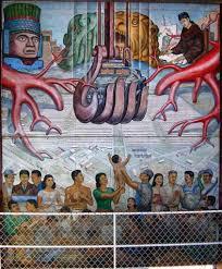 David Alfaro Siqueiros Murales Importantes by La Obra Hidalguense De Roberto Cueva Del Río U201cel Nacimiento De