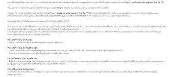 Carta De Poder Para Mexico Ecosia
