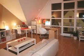 wohnzimmer und arbeitszimmer in einem raum home decor