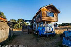 Spectacular Tiny House Truck Made From Salvaged Materials | Living ... Tiny Truck Dealing In Used Japanese Mini Trucks Ulmer Farm Service Llc 1966 Ford F100 Gypsy Camper House The Fedex On Catalina Island Is Adorable Imgur Truck M Maness Flickr Tiny Trucks The Dirty South Photo Rome Second Time Of Top 5 Fuel Efficient Pickup Grheadsorg Master Marf July 2010 Pickups With Campers Archives Shelter Blog Acre Farms Flower Featuring Local Blooms By Stacy
