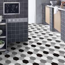 25pcs self adhesive bohemia simulation ceramic tiles diy kitchen