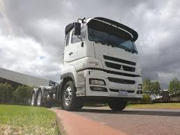 100 White Trucks For Sale 2018 Fuso FV500 Primemover For Sale At Daimler