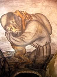 Famous Mexican Mural Artists by Los Franciscanos José Clemente Orozco 1926 Arte Pinterest
