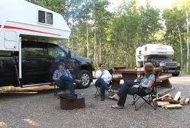 100 Truck Camper Steps Maxi Travel Rental CanaDream CanaDream