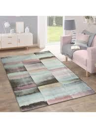 paco home designer teppich modern konturenschnitt