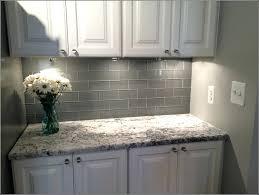 light grey glass tile backsplash asterbudget