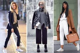 13 ways to wear cropped pants this winter and not freeze