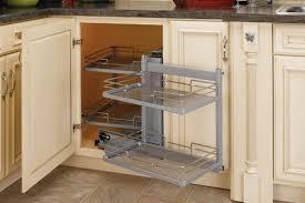 Blind Corner Kitchen Cabinet Ideas by Corner Kitchen Cabinet Organization