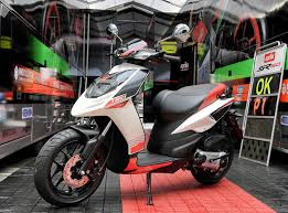 APRILIA SR 150 SCOOTER OF THE YEAR IN INDIA
