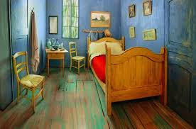 gogh chambre à arles you can spend the in gogh s bedroom in arles for just 10