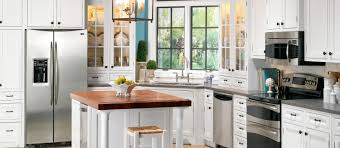 Kitchen Design White Cabinets Stainless Appliances Plain Steel