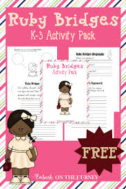 Celebrate With This Free Ruby Bridges Activity Pack For Grades