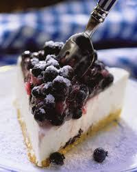 heidelbeer frischkäse torte