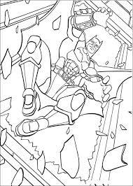Batman 034 Coloring Page