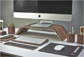 apple bureau objets design accessoires de bureau apple support ecran tapis