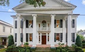 Neoclassical House Neoclassical Revival Style Home New Orleans Louisiana