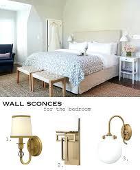bedroom wall sconce lights bedroom ideas