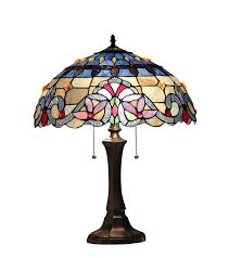 Tiffany Style Lamp Shades by Chloe Lighting Ch33381vb16 Tl2 Grenville Tiffany Style Victorian 2