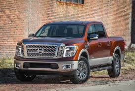 Nissan Launches An All-New Titan With Longer Warranty, Competitive ... 2016 Ford F150 Vs Ram 1500 Ecodiesel Chevy Silverado Autoguidecom 2012 Halfton Truck Shootout Nissan Titan 4x4 Pro4x Comparison 2015 Chevrolet 2500hd Questions Is A 2500 3 Pickup Truck Shdown We Compare The V6 12tons 12ton 5 Trucks Days 1 Winner Medium Duty What Does Threequarterton Oneton Mean When Talking 2018 Big Three Gms Market Share Soars In July Need To Tow Classic The Bring Halfton Diesels Detroit
