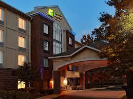 Holiday Inn Express & Suites Richmond Brandermill Hull St Hotel