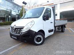 100 2012 Trucks Used Renault MASTER 23DCI F3500 EURO5 Pickup Year