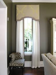 Gold And White Sheer Curtains by Love The Cornice Box With The Matching Edging On The White Sheer