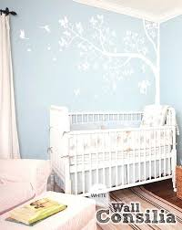 Tree Wall Decor Ideas by Tree For Baby Room U2013 Canbylibrary Info